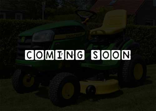 ride on lawn mower